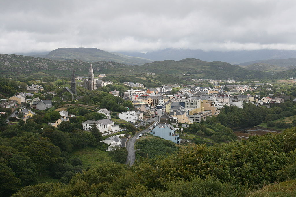 Photo of Clifden