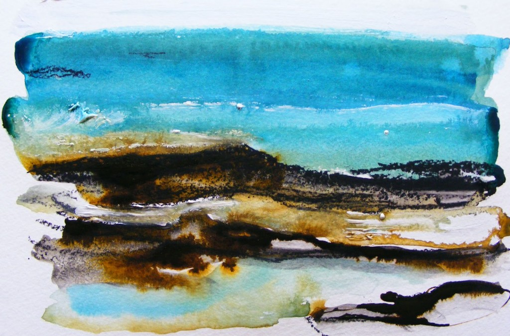 Painting of Seascape 1