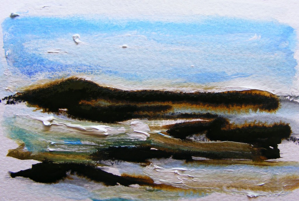Painting of Seascape 2