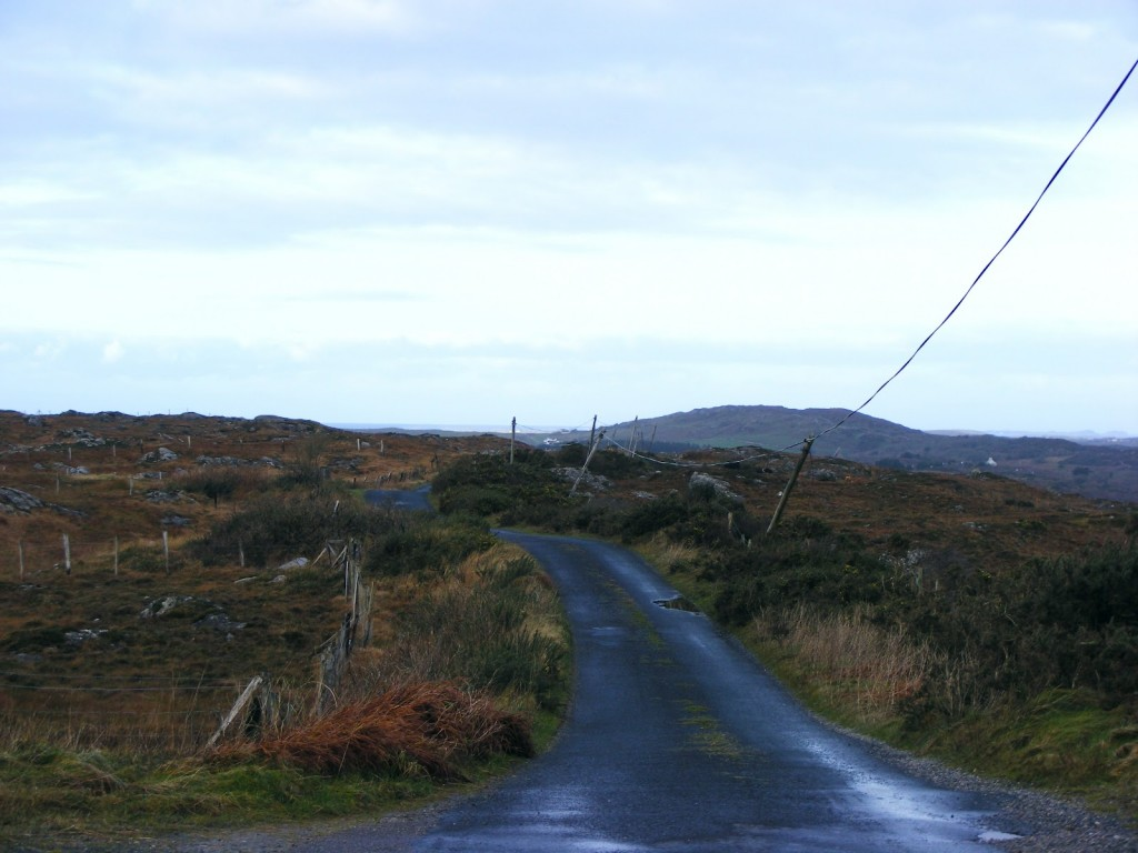 Photo 2 of telegraph poles
