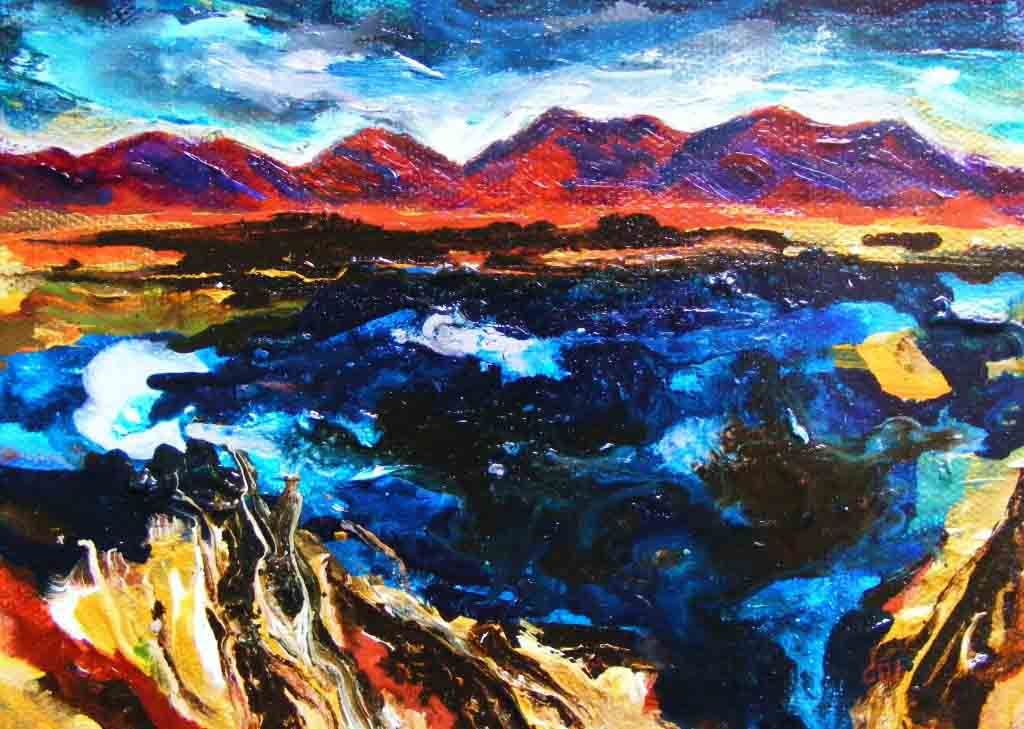 Landscape by Deborah Watkins