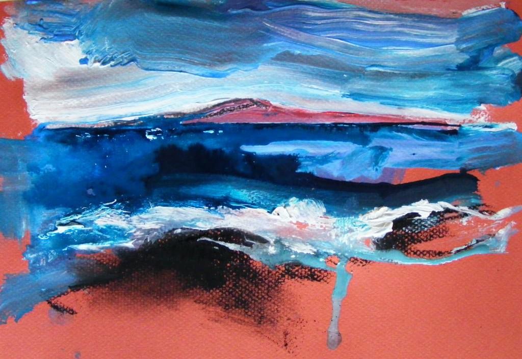 Sea Sketch 2