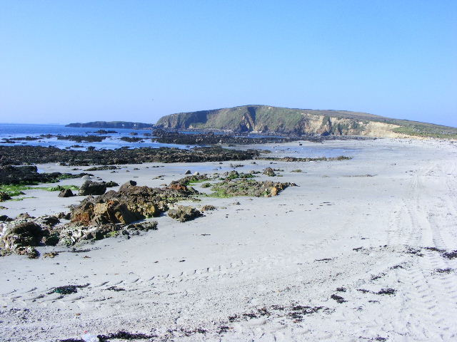 Photo of a beach