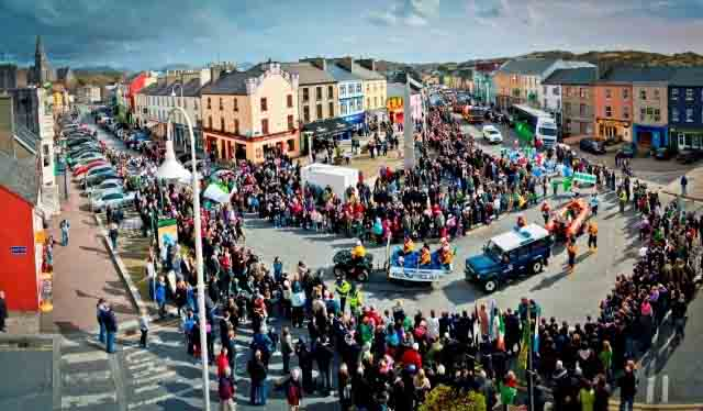 Photo of Clifden today