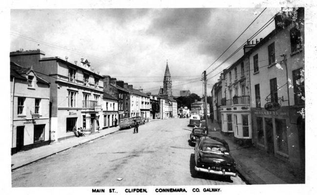 Photo of Clifden in the 20th Century