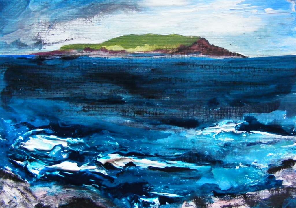 Seascape by Deborah Watkins
