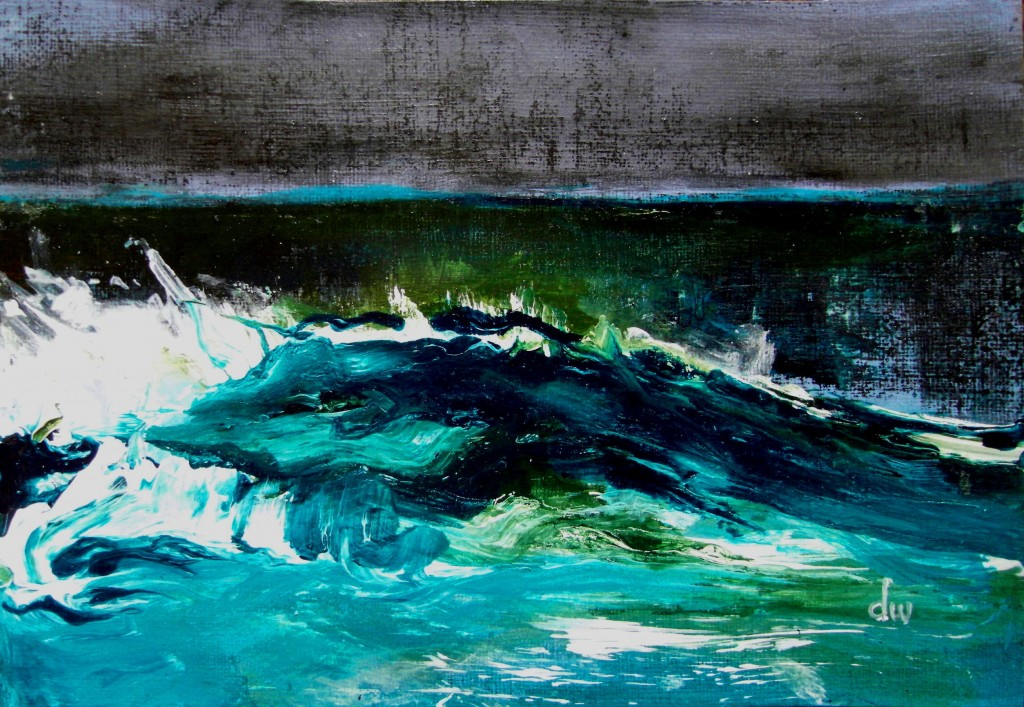 Wild Sea by Deborah Watkins