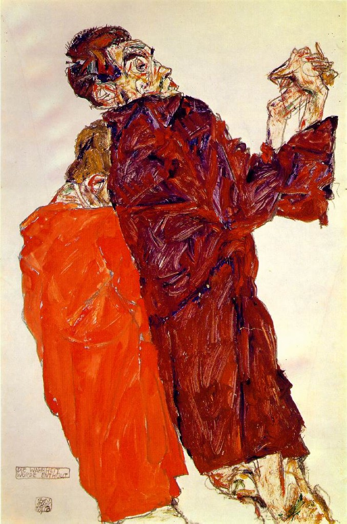 Egon Schiele - Truth Unveiled