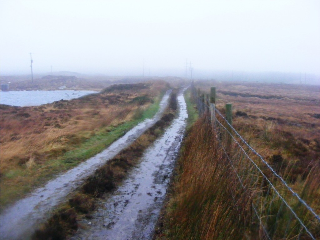 Wet day in Connemara