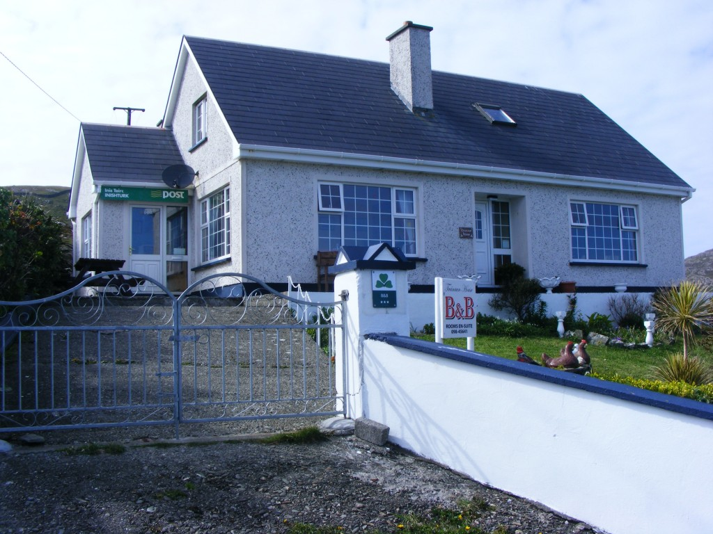 Inishturk post office