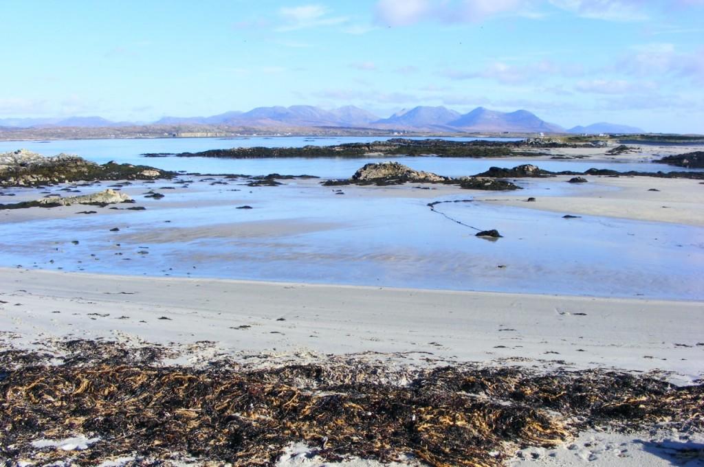Beach at Mannin