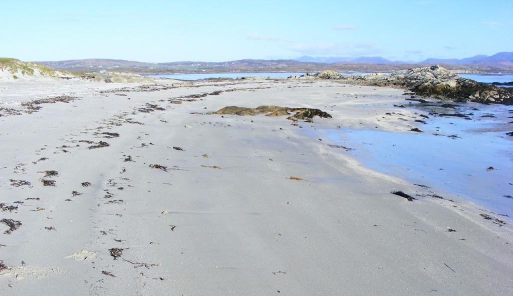 Mannin beach