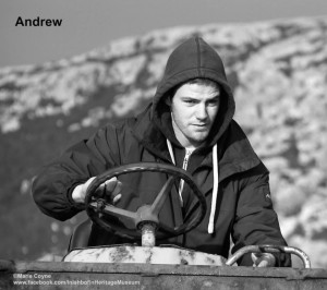 Andrew by Marie Coyne