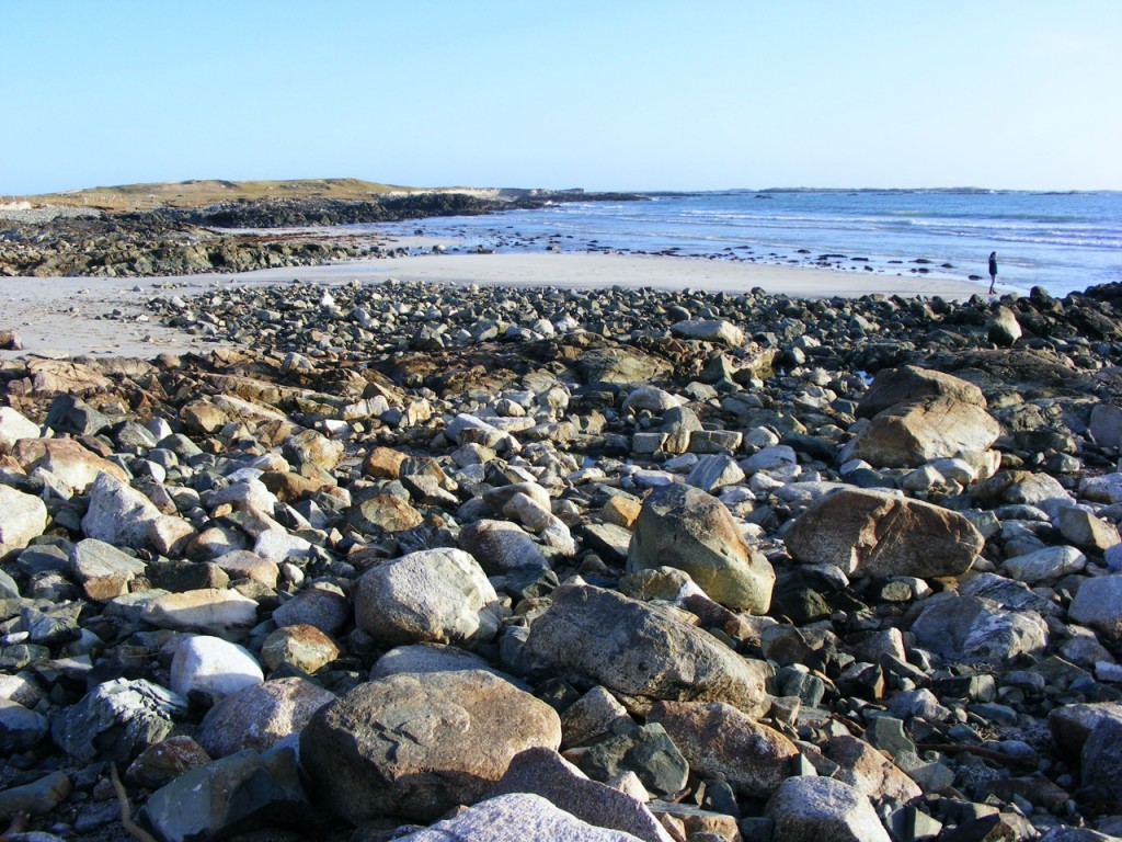Rocks at Aillebrack