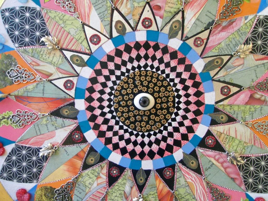 Spiral Eye - detail