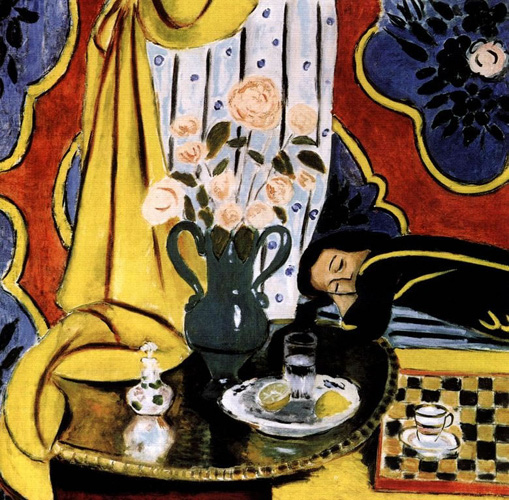 Still Life by Matisse